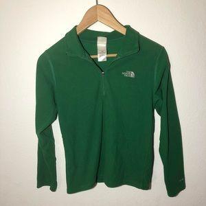 North Face Boy's Half Zip Sweater